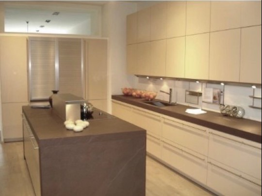 SIEMATIC LUXURY KITCHEN MODEL A